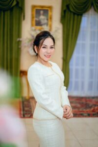 Ms. Truong Nguyen Dieu Anh – Director of Phuoc Tue Training and Education Development Joint Stock Company.